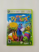 VIVA PINATA (Xbox 360 2006) Complete with Manual, Tested - $9.49