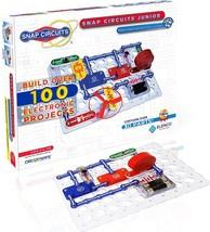 Elenco Jr. SC-100 Electronics Exploration Kit Over 100 Projects Full Col... - $24.99