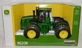 John Deere LP53348 Die Cast Metal Replica 9620R Tractor Prestige Collection image 1
