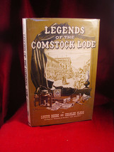 Legends of The Comstock Lode signed by both authors - $63.70