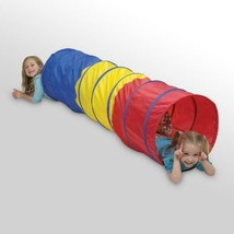 Pacific Play Tents Find-Me Multicolor Tunnel, 6 - $37.61
