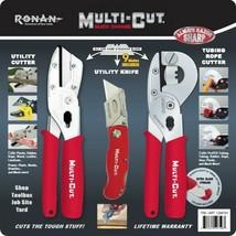 Ronan Multi-Cut Quick Change Set same as Craftsman Edge Utility Cutter +... - $49.99