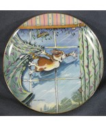 Curtain Call Collector Plate Gary Patterson Comical Cats Danbury Mint  - $17.95