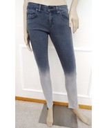 Nwt  Rag & Bone The Dre Skinny Boyfriend Denim Jeans Sz 26 2 Ombre Charc... - $79.15
