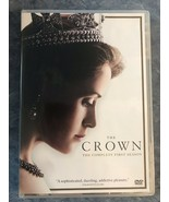 The Crown: The Complete First Season 1 (DVD, 2017, 4-Disc Set) - $12.95
