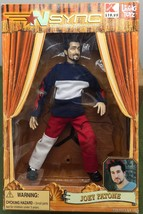 Nsync Collectible Marionette Figure Joey Fatone Living Toyz, Discontinue... - $19.79