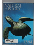 Natural World - December 1994 - Genetic Differences, Tracking Turtles, A... - $0.97