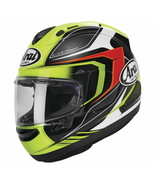 Arai Adult Street Corsair-X Bracket Helmet Flou Yellow 2XL - $979.95
