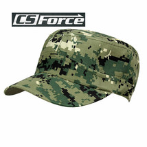 Cadet Contractors Cap Summer Adjustable Hunting Hat Army Patrol Combat M... - €6,88 EUR