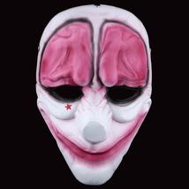 Payday Hoxton Mask Helmet Halloween Cosplay Season Resin - $64.35 CAD