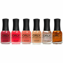 Orly Nail Lacquer Neon Earth Collection Summer 2018 Set of 6 - $34.64