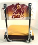 ASU STADIUM SEAT Arizona State University Sun Devils PADDED FOLDING CHAIR - $25.95