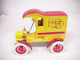 ERTL 1905 Delivery Car Bank, Die-cast Metal, No. 9676, 1/25 Scale - $19.79