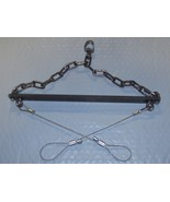 Skinning Gambrel   Traps  Trapping Raccoon Coyote  Fox  Made in the USA ... - $15.71