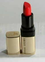 New Bobbi Brown Luxe Lip Color Mini Lipstick Gold Tube - Tahiti Pink - $12.86