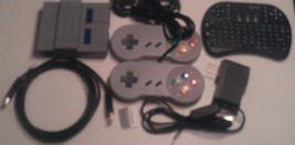 Retropie Console with over 102,000 Games(C-64, Atari, SNES, and lots more) - $99.99
