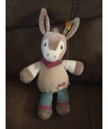 """Steiff """"Issy"""" Baby Plush Donkey 12"""" - $46.71"""
