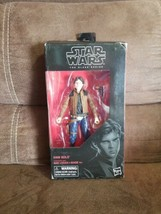 Star Wars The Black Series Han Solo #62 Solo A Star Wars Story Action Fi... - $12.40