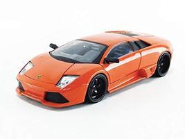 Fast & Furious 1:24 Roman's Lamborghini Murcielago, Orange, Die-cast Car... - $13.21