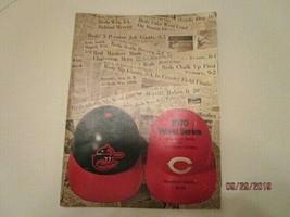 1970 World Series Program Cincinnati Reds vs Baltimore Orioles - H3 - $42.03