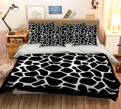 3D Pattern 321 Bed Pillowcases Quilt Duvet Cover Set Single Queen King Size AU - $90.04+