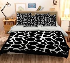 3D Pattern 321 Bed Pillowcases Quilt Duvet Cover Set Single Queen King Size AU - $90.04+