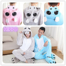 Adult Pajamas Kigurumi Cosplay Unisex Costume Animal Onesi e Sleepwear H... - $32.99