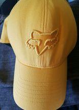Yellow FOX Racing Hat, Cap. NWOT - $22.00