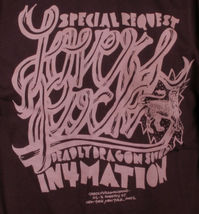 In4mation Hawaii Special Request Lovers Rock Dark Deadly Dragon Sound NY T-Shirt image 7