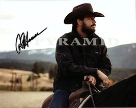 Cole Hauser Autographed Signed Yellowstone Tv Series 8x10 Photo w/COA -6242 - $48.00