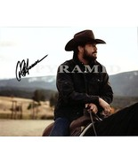 COLE HAUSER  Autographed Signed YELLOWSTONE TV Series 8x10 Photo w/COA -... - $48.00