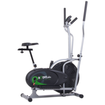 Body Rider BRD2000 Elliptical Trainer and Exercise Bike with Seat Dual T... - $152.00