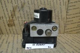 1999-2001 Ford Explorer ABS Pump Control OEM XL2T2C219AC Module 211-10C4 - $21.19