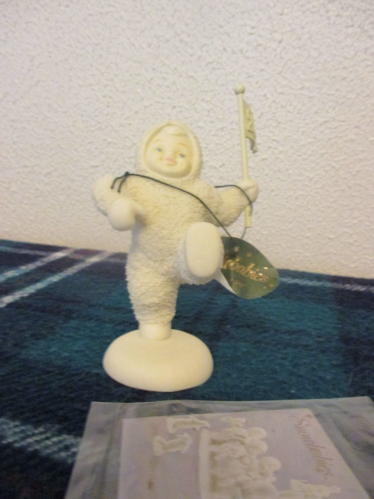 Department 56 Snowbabies Follow Me Figurine 2000 - $5.99