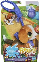 furReal Peealots Lil' Wags Beagle Interactive Walkable Pet Toy Puppy wit... - $14.43