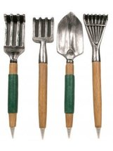Garden Tool Pens - Set Of 4 - $20.46