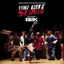 You Got Served Soundtrack edition (2003) Audio CD Format: Audio CD - $15.99