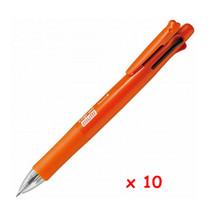 [Xmas] Zebra B4SA1 Clip-on multi F 0.7mm Multifunctional Pen (10pcs) - O... - $38.32