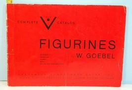 1969 W. Goebel Figurines West Germany Complete Catalog - $23.76