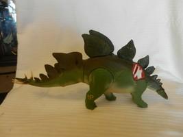Jurassic Park Lost World Stegosaurus With Wound JP24 Dinosaur Figurine - $37.13
