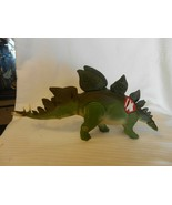 Jurassic Park Lost World Stegosaurus With Wound JP24 Dinosaur Figurine - $49.50