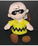 Peanuts Halloween Charlie Brown Plush Animated Musical Great Pumpkin NEW - $17.98