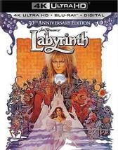 Labyrinth [4K Ultra HD + Blu-ray]