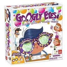 Googly Eyes Game — Family Drawing Game with Crazy, Vision-Altering Glasses - $38.99