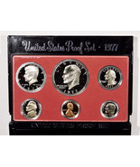 1977-S United States Mint Proof Set. - $12.00