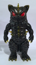 Dream Rocket Monster Cat Jacaou BLACK GLITTER RARE image 2