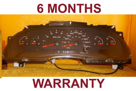 2006 FORD SUPER DUTY E350 DIESEL AUTO INSTRUMENT CLUSTER - $246.51