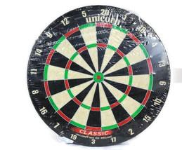 "Unicorn Classic Recreational Bristle Dartboard NG2 4DS England 18"" x 1.25"" - $68.30"