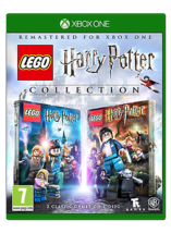 LEGO Harry Potter Collection XBOX ONE NEW Sealed Years 1 to 4 and 5 to 7 - $25.64