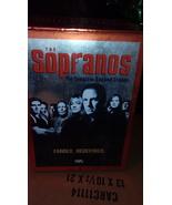 Sopranos Second Season VHS tapes ras1190 - $15.84